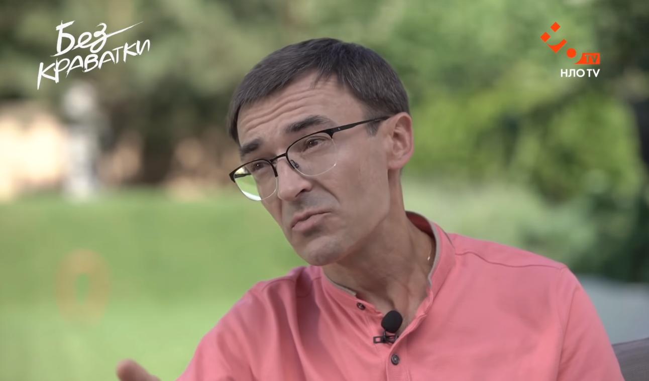 Олег Панюта рассказал о вредной привычке и мечте стать актером