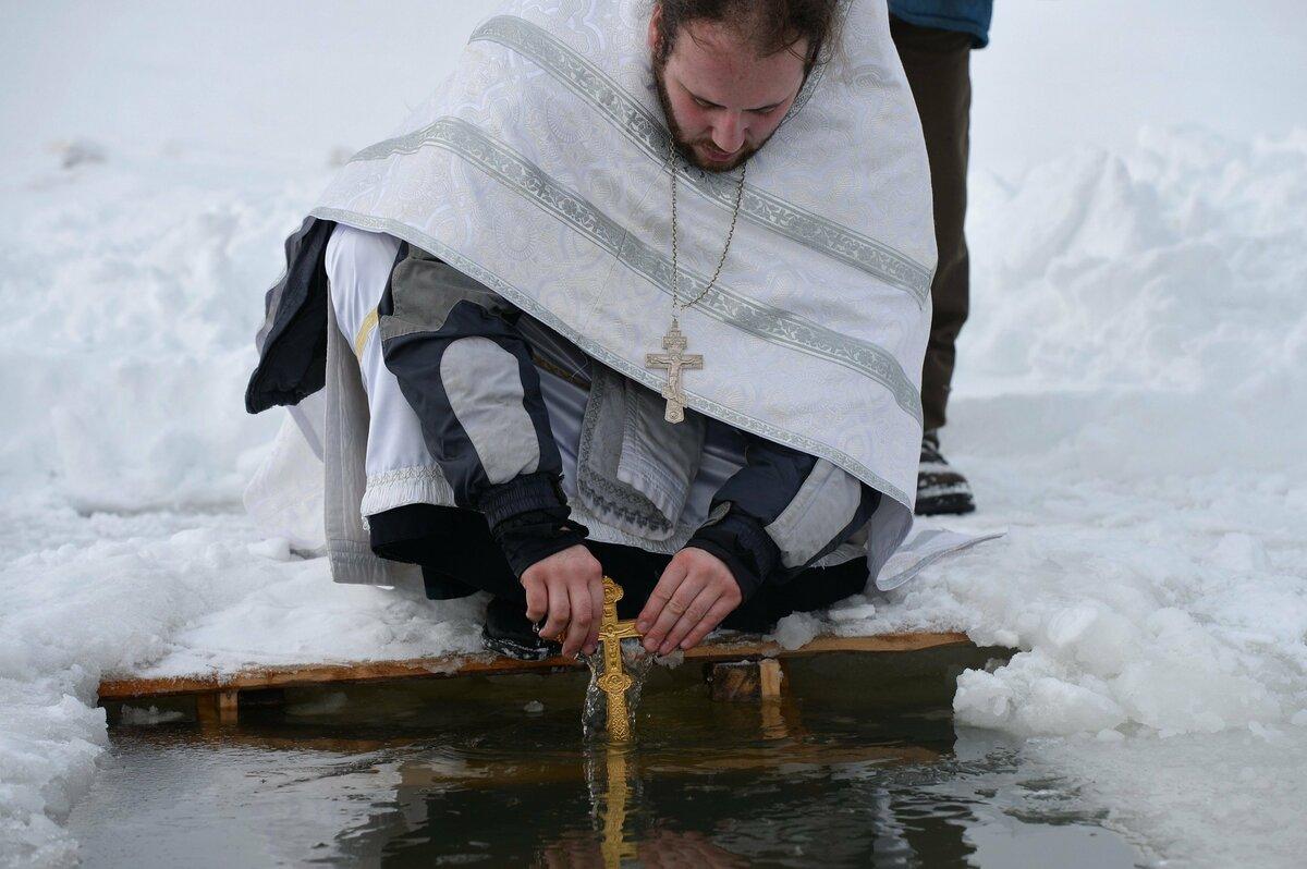 Народные приметы на Крещение