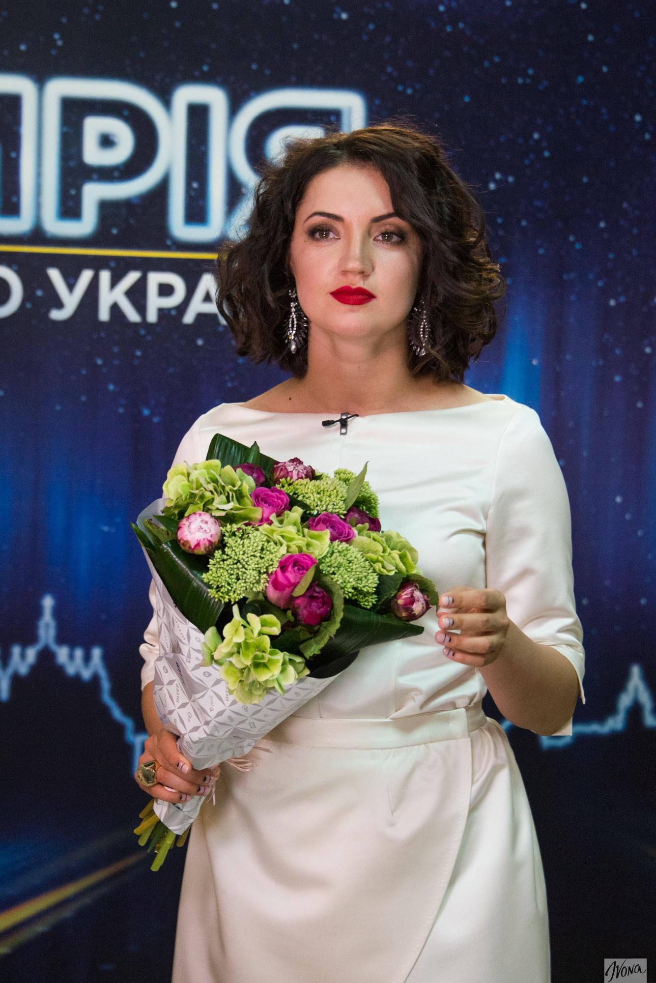 Оля Цибульская призналась, что после беременности сильно поправилась