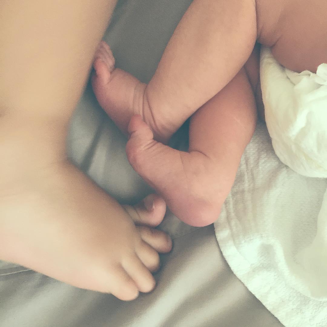 Сладкие ножки мамы 8 фотография