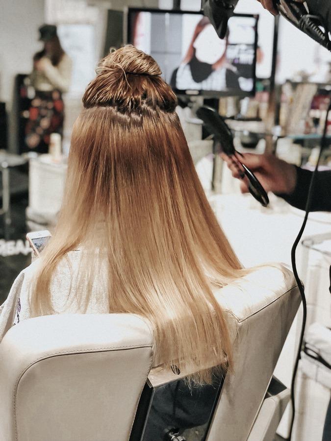 Наращивание волос - негативные последствия и результаты