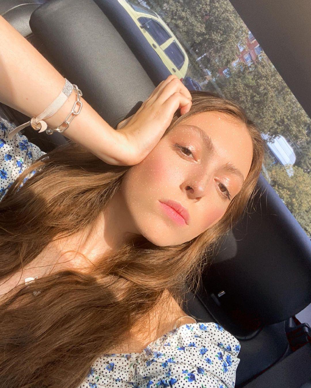Дочь Поляковой продемонстрировала свой стиль