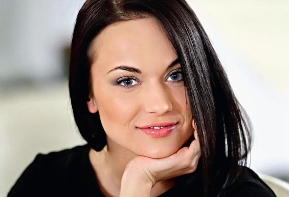 Российская актриса Мария Берсенева