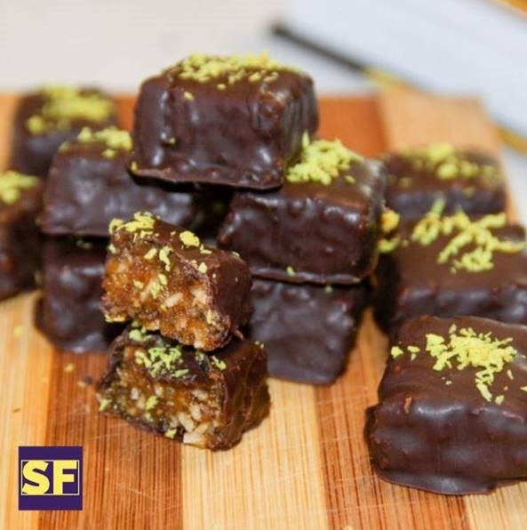 Зважені та щасливі: конфеты без сахара от Светланы Фус