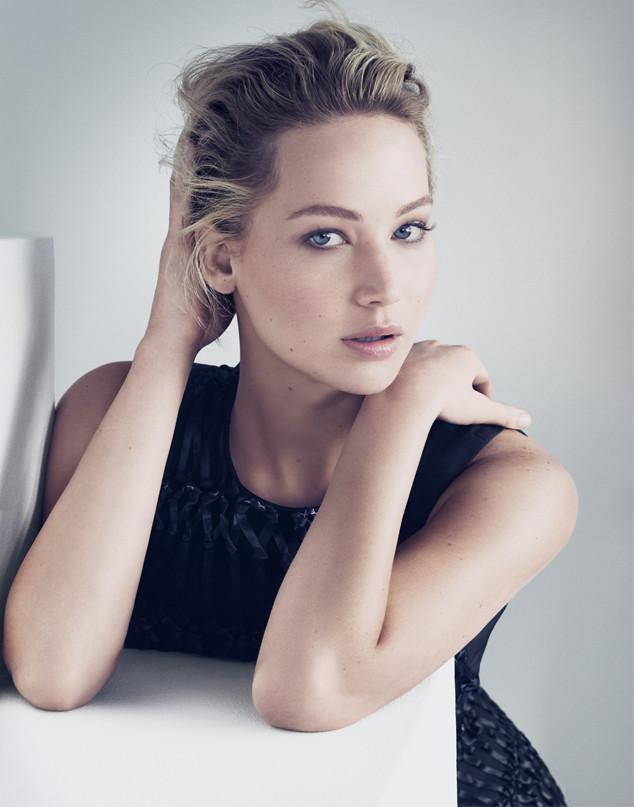 Актриса Дженнифер Лоуренс стала лицом рекламной кампании Dior