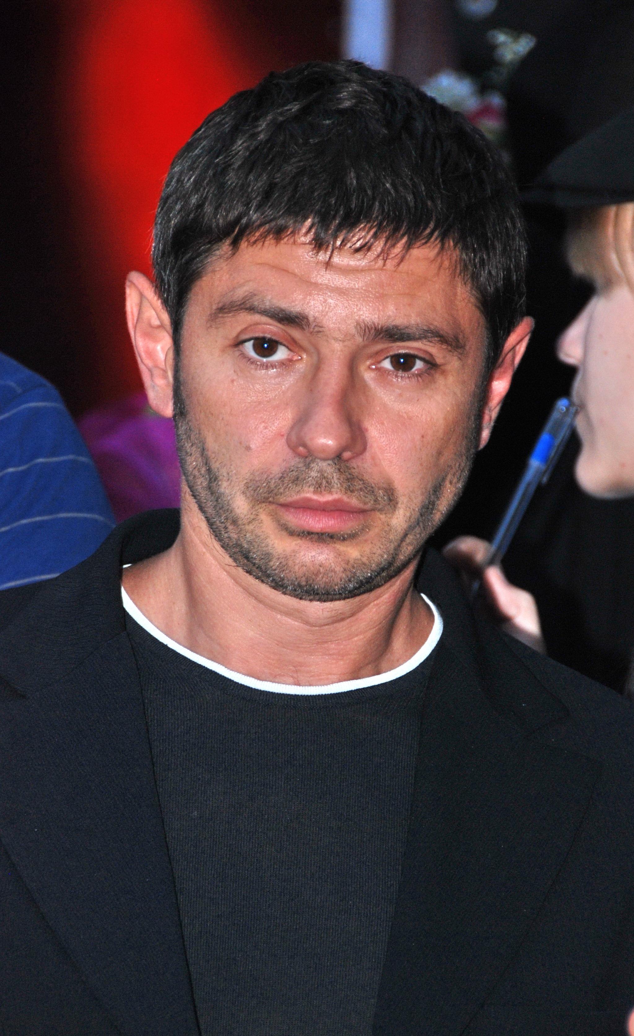 Валерий Николаев актер