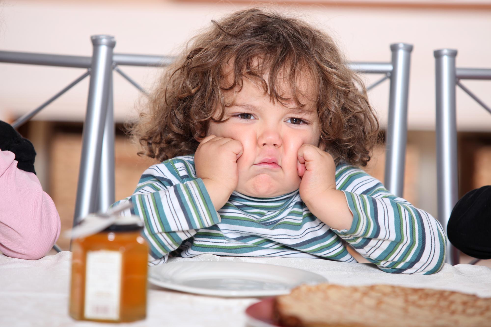 Что делать, если у ребенка лишний вес