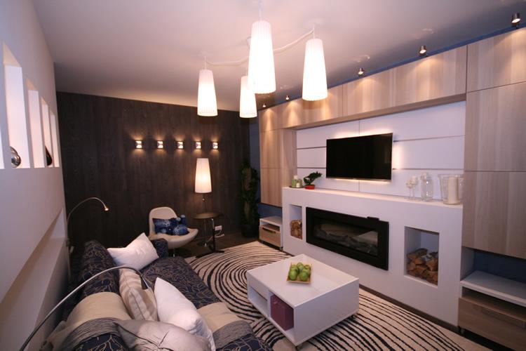 Видео уроки по Дизайн гостиной-кухни 16 кв.м