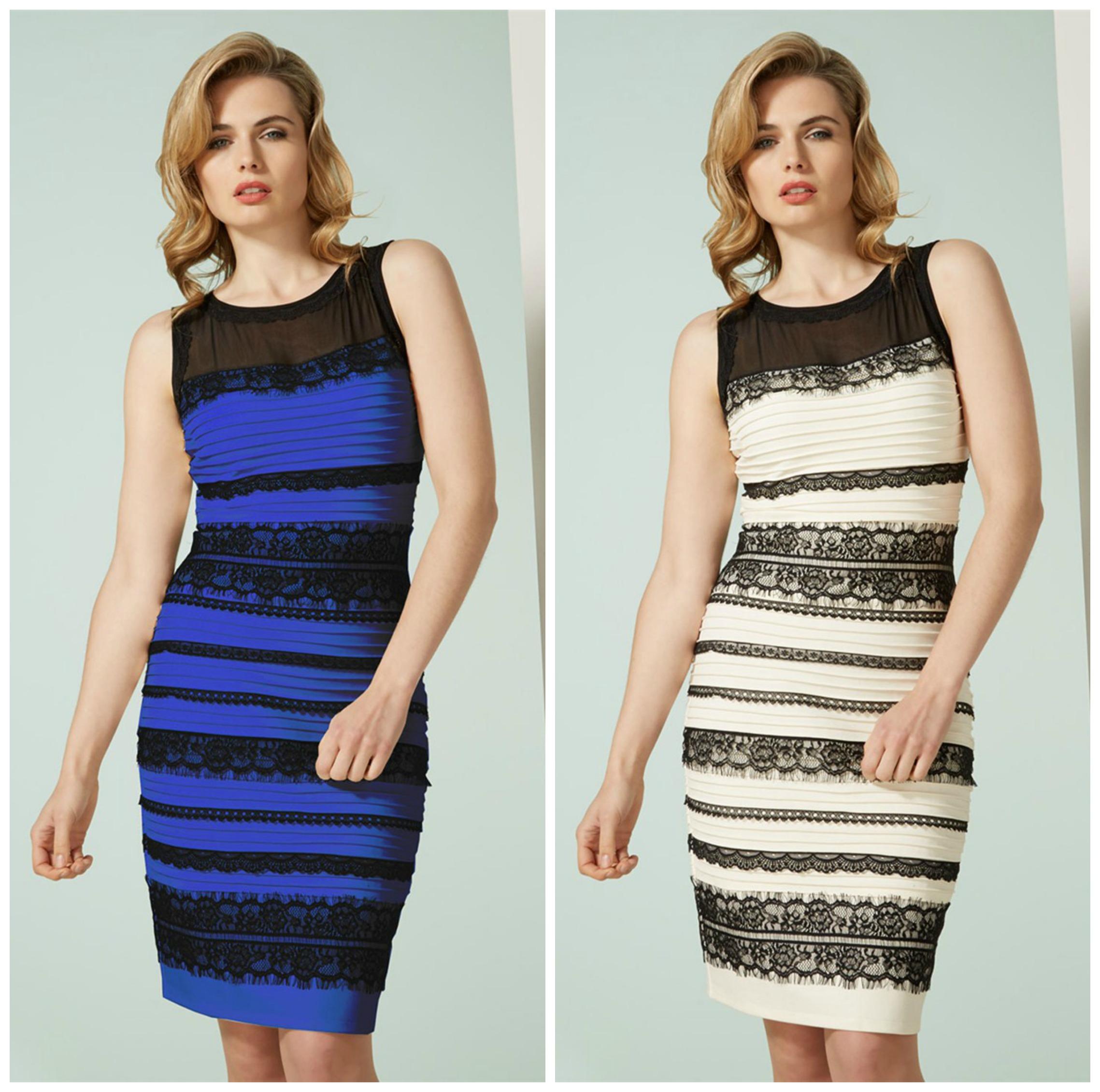 Споры в интернете о платье