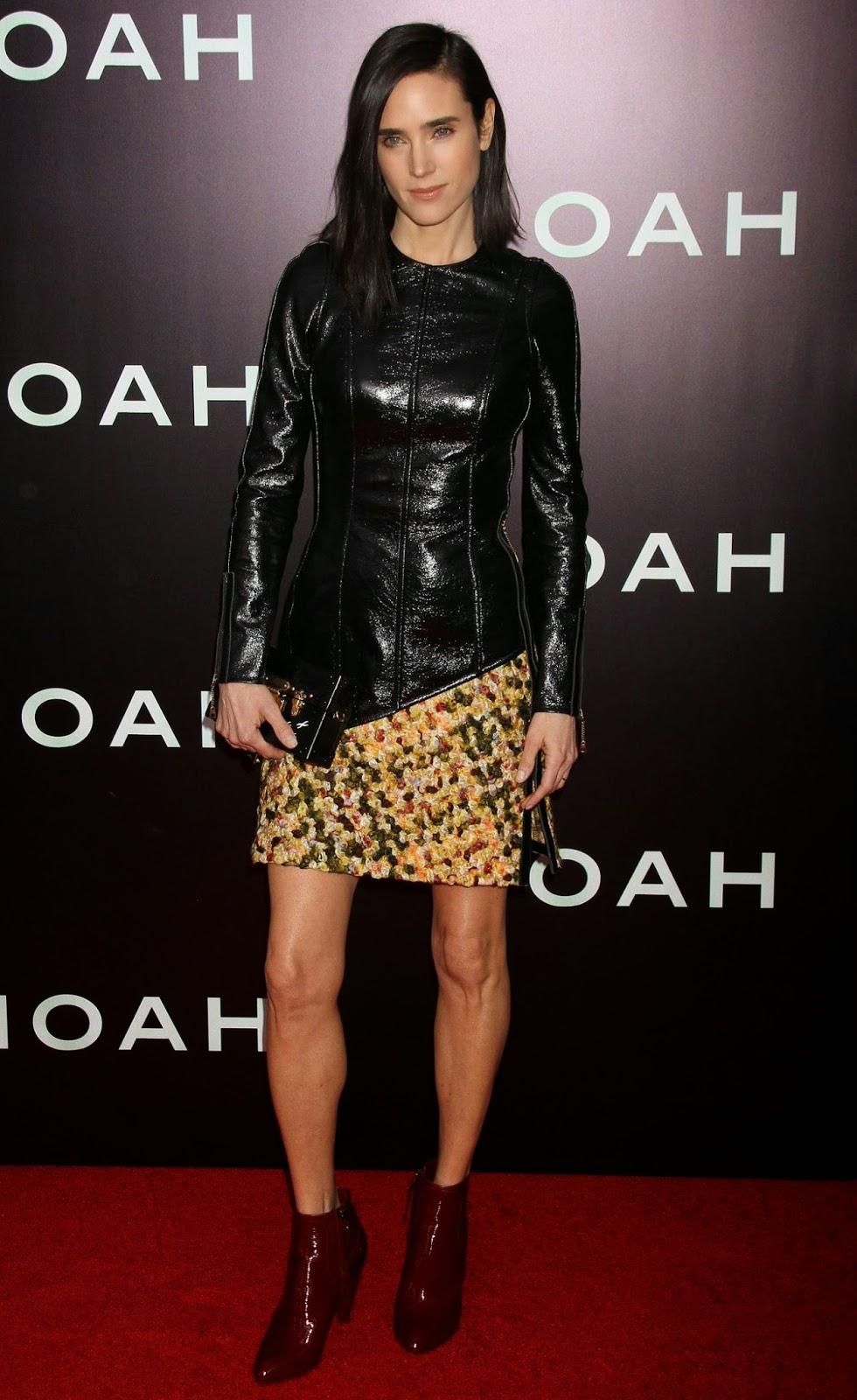 Актриса Дженнифер Коннелли в Louis Vuitton