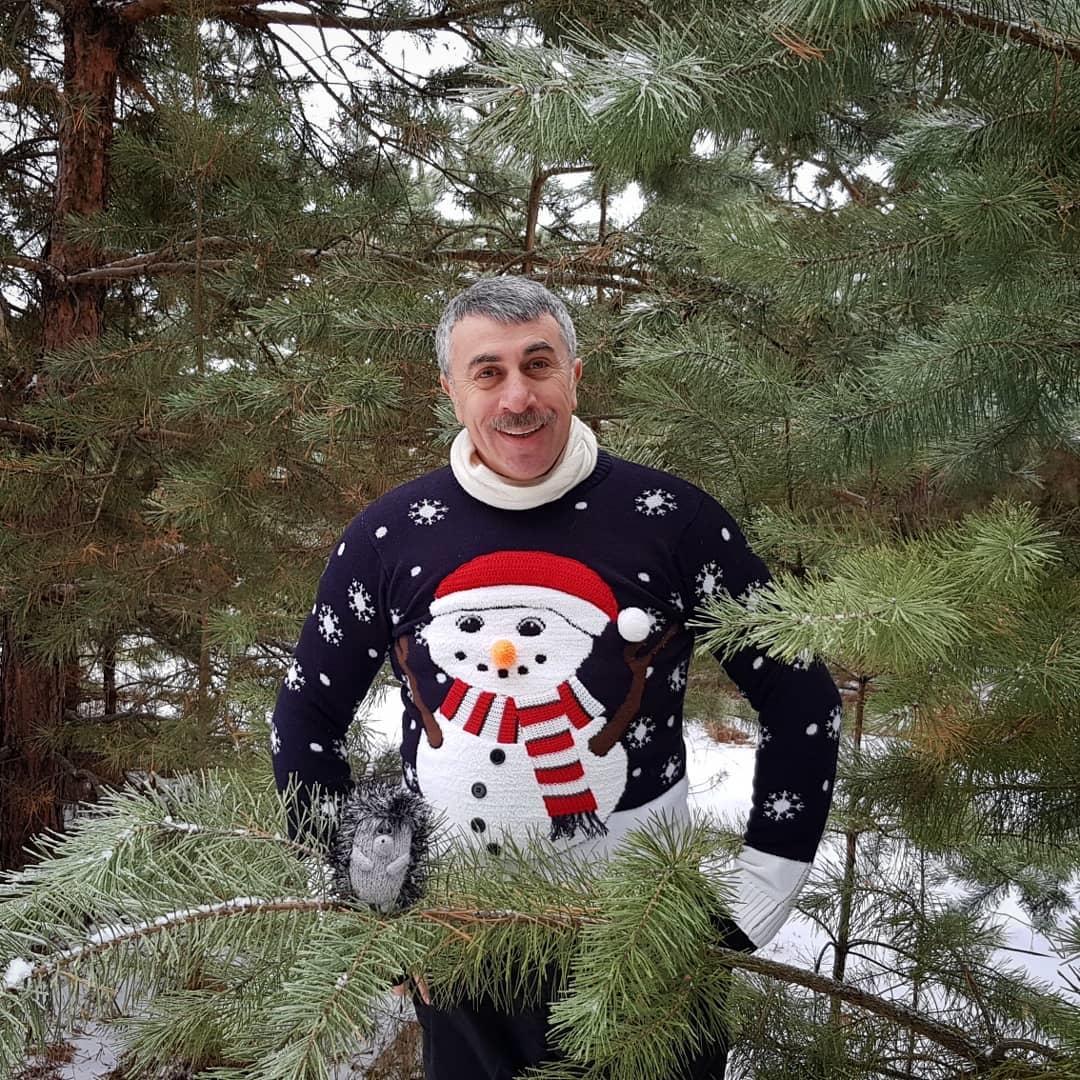 Комаровский рассказал, вредит ли детям рентген