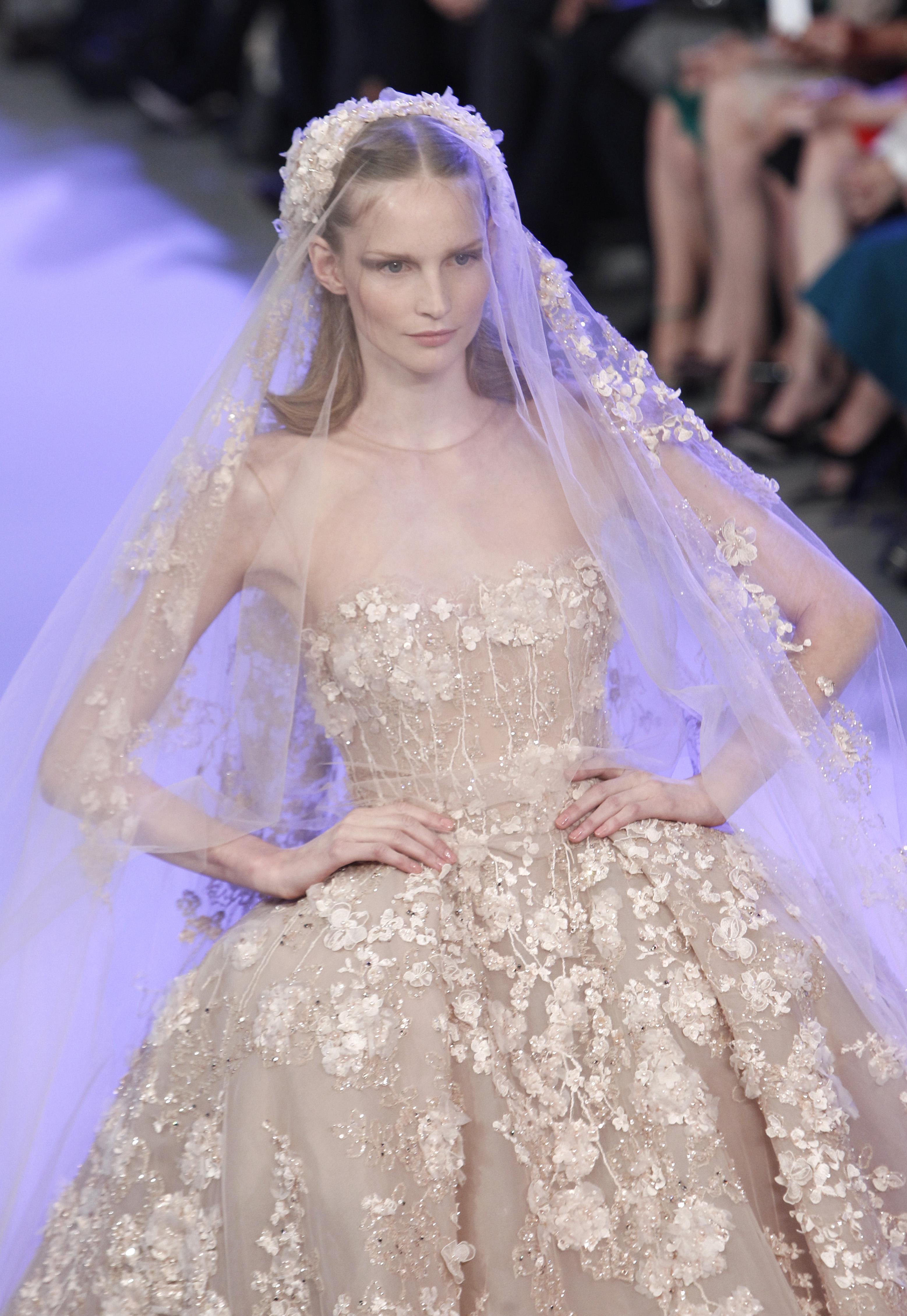 Образ невесты от Eliee Saab