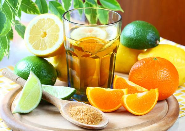 имбирно лимонный чай для похудения