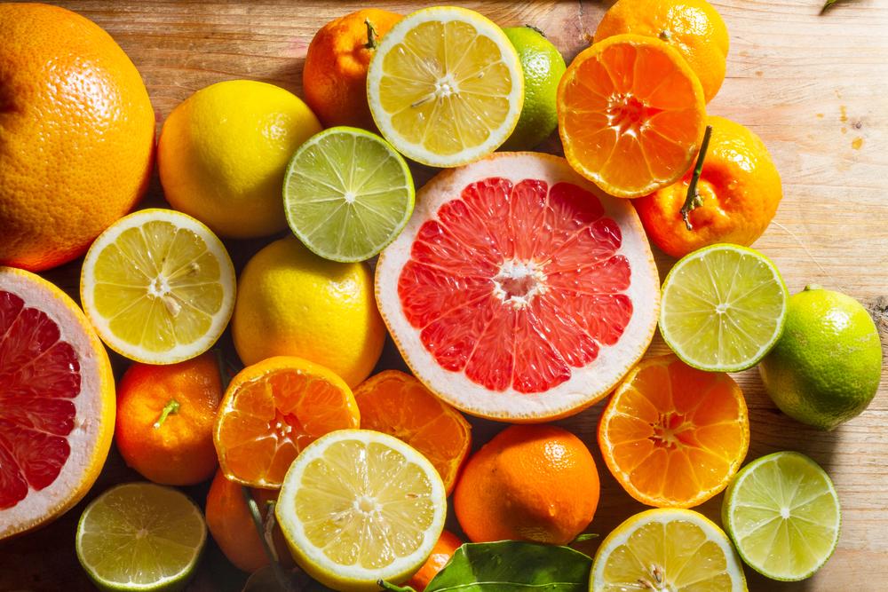 Яркие и ароматные цитрусовые станут любимым