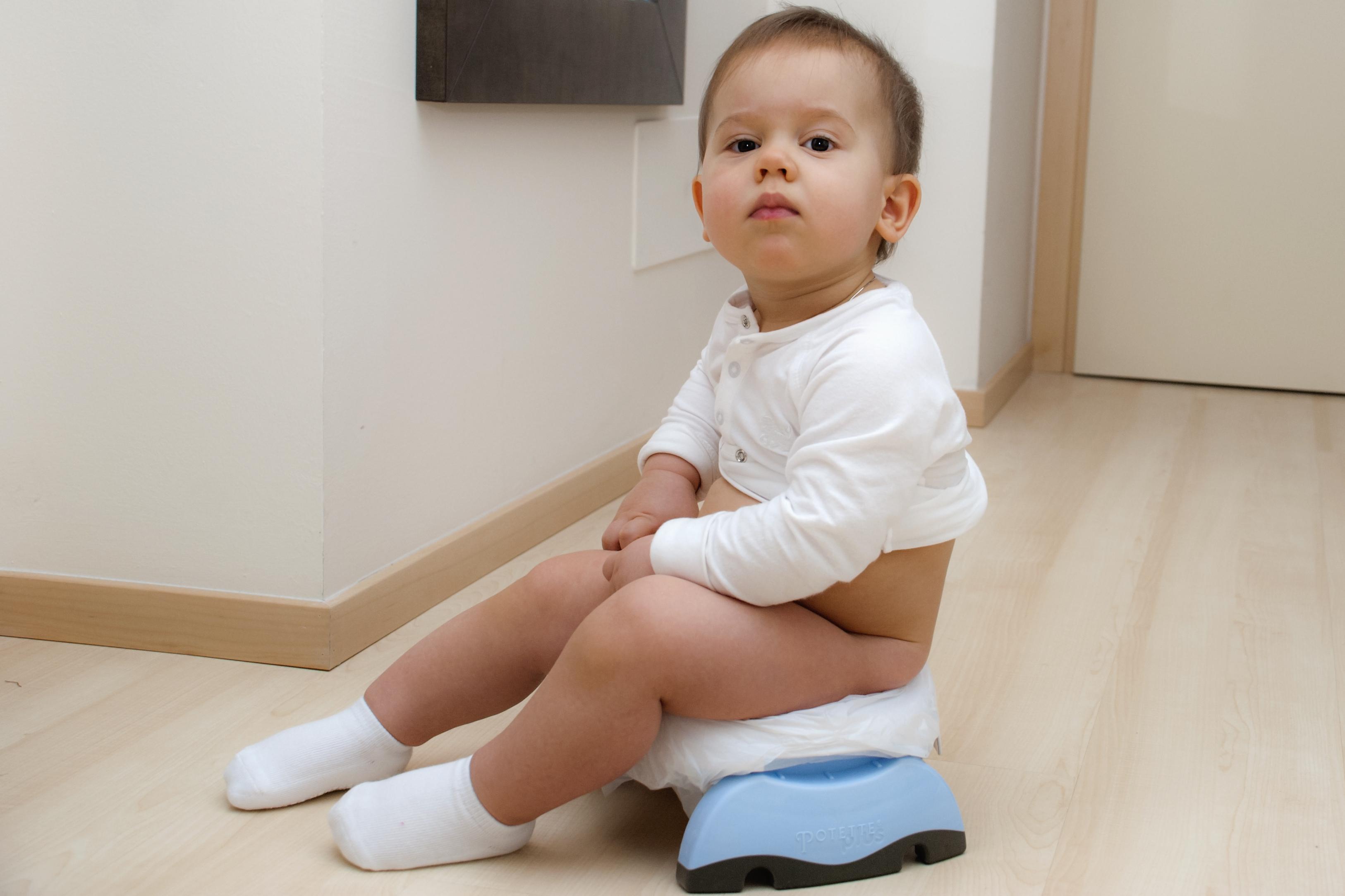 Фото диареи у детей до года
