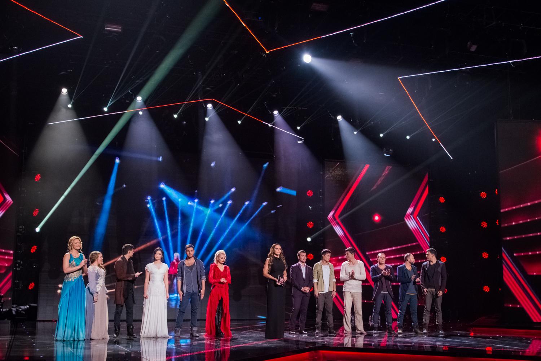 Участники пятого сезона шоу Х-фактор
