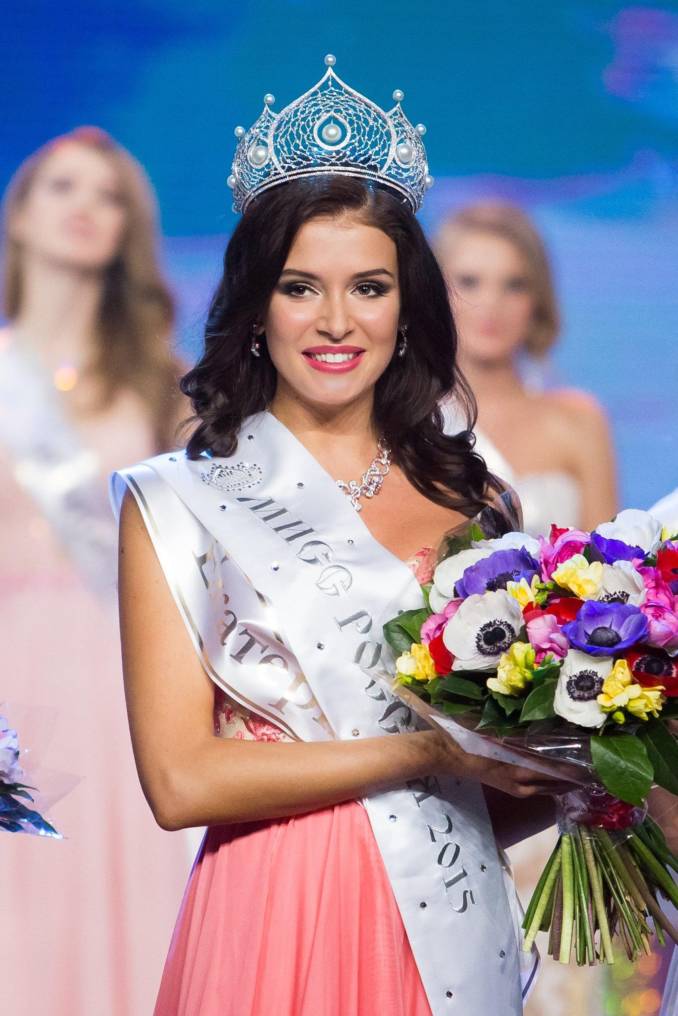 мисс россия 2015 победительницы фото
