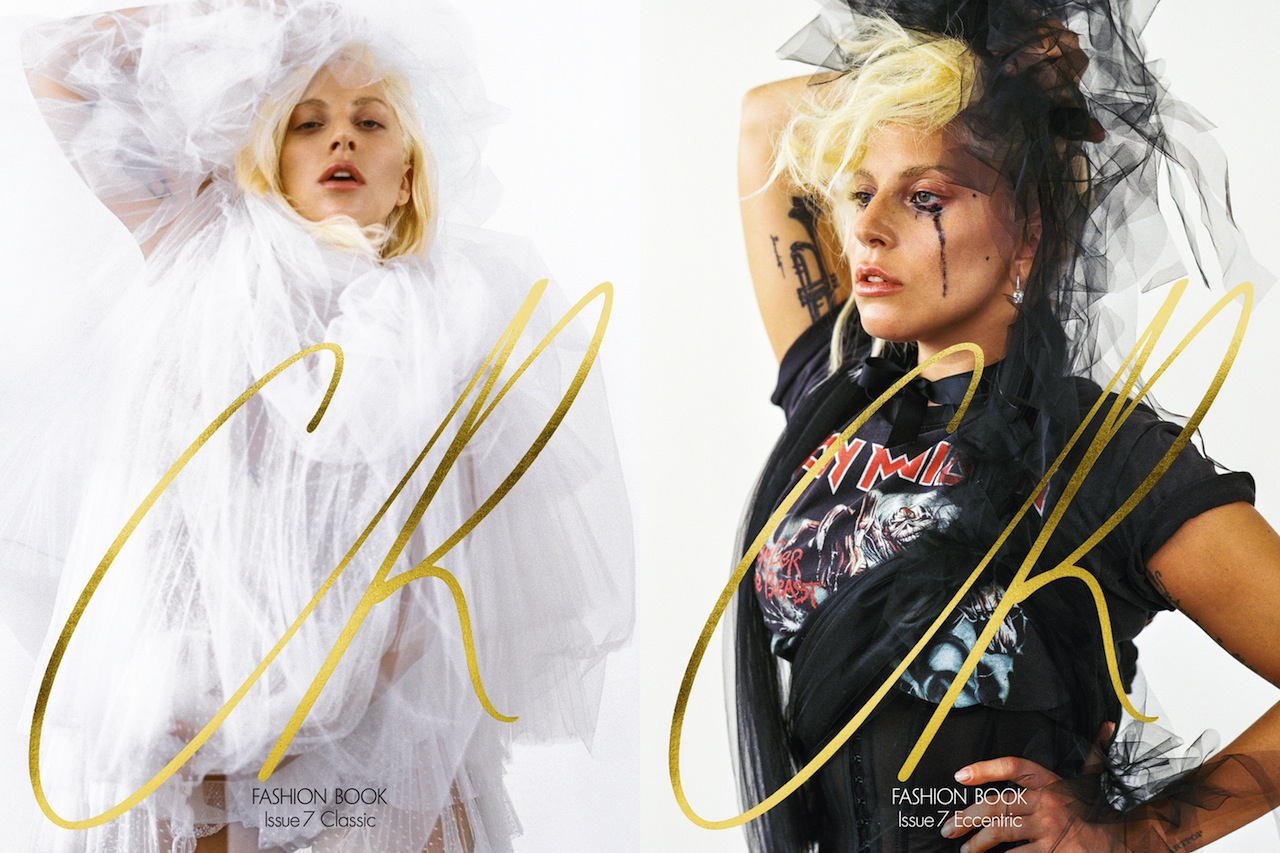 Lady Gaga без фотошопа в образе невесты