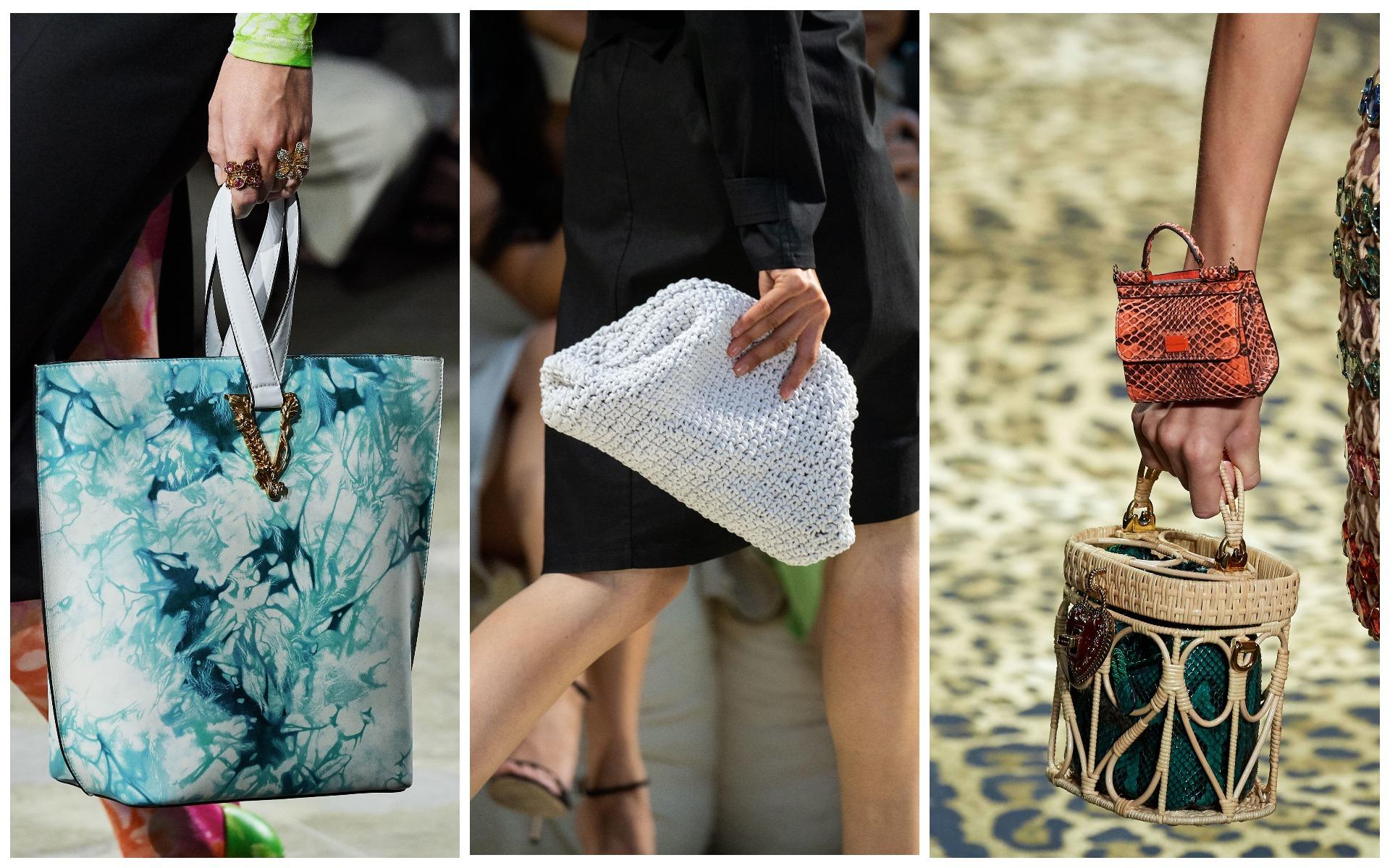 Versace, Bottega Veneta, Dolce&Gabbana