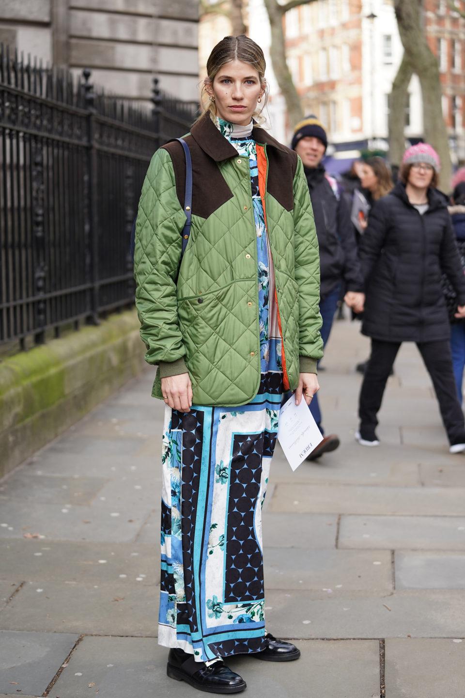 Модная верхняя одежда на весну 2020: Стеганая куртка