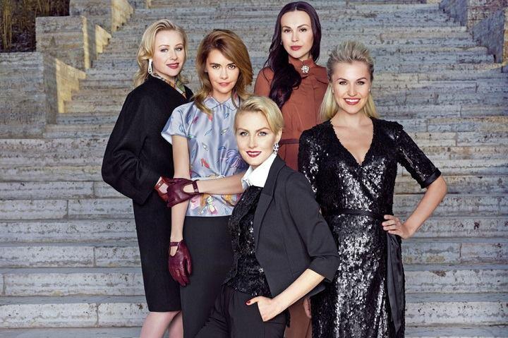 Рената Литвинова выпустила новую коллекцию одежды