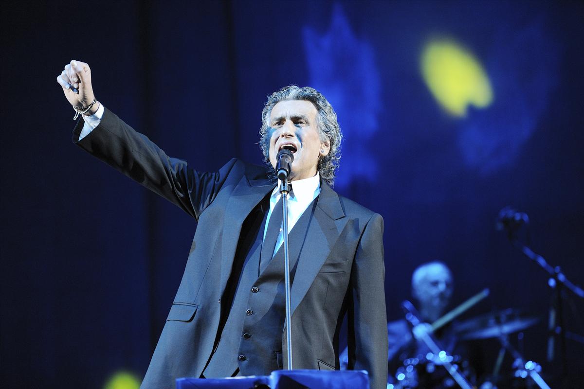 В Киеве состоится концерт легендарного Тото Кутуньо