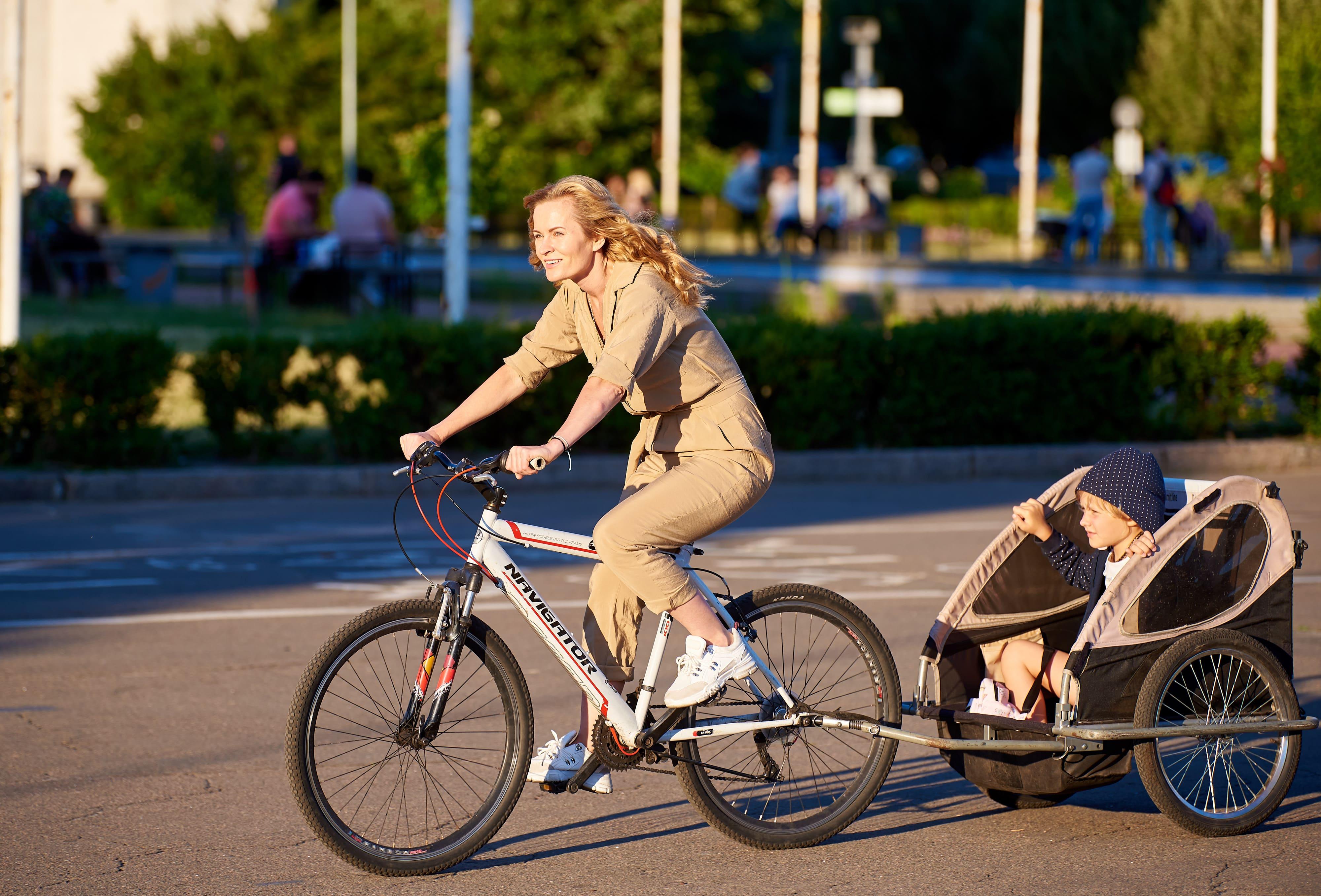 Велопрокат на ВДНГ