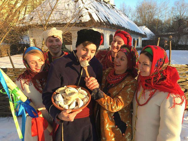 Куда пойти на Масленицу в Киеве: Мамаева Слобода
