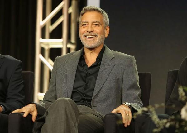 Джордж Клуни кардинально сменил имидж