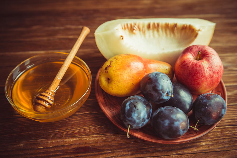 похудение с медом и водой