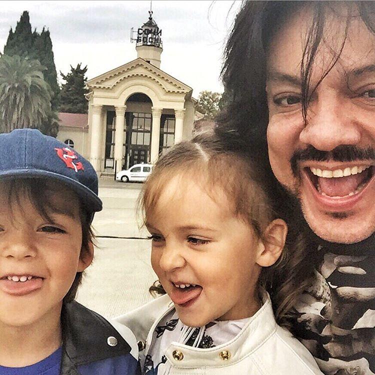 киркоров инстаграм его дети
