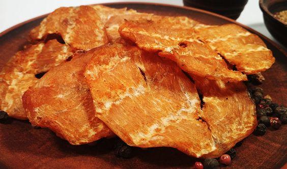 Джерки или чипсы из куриной грудки: пошаговая инструкция