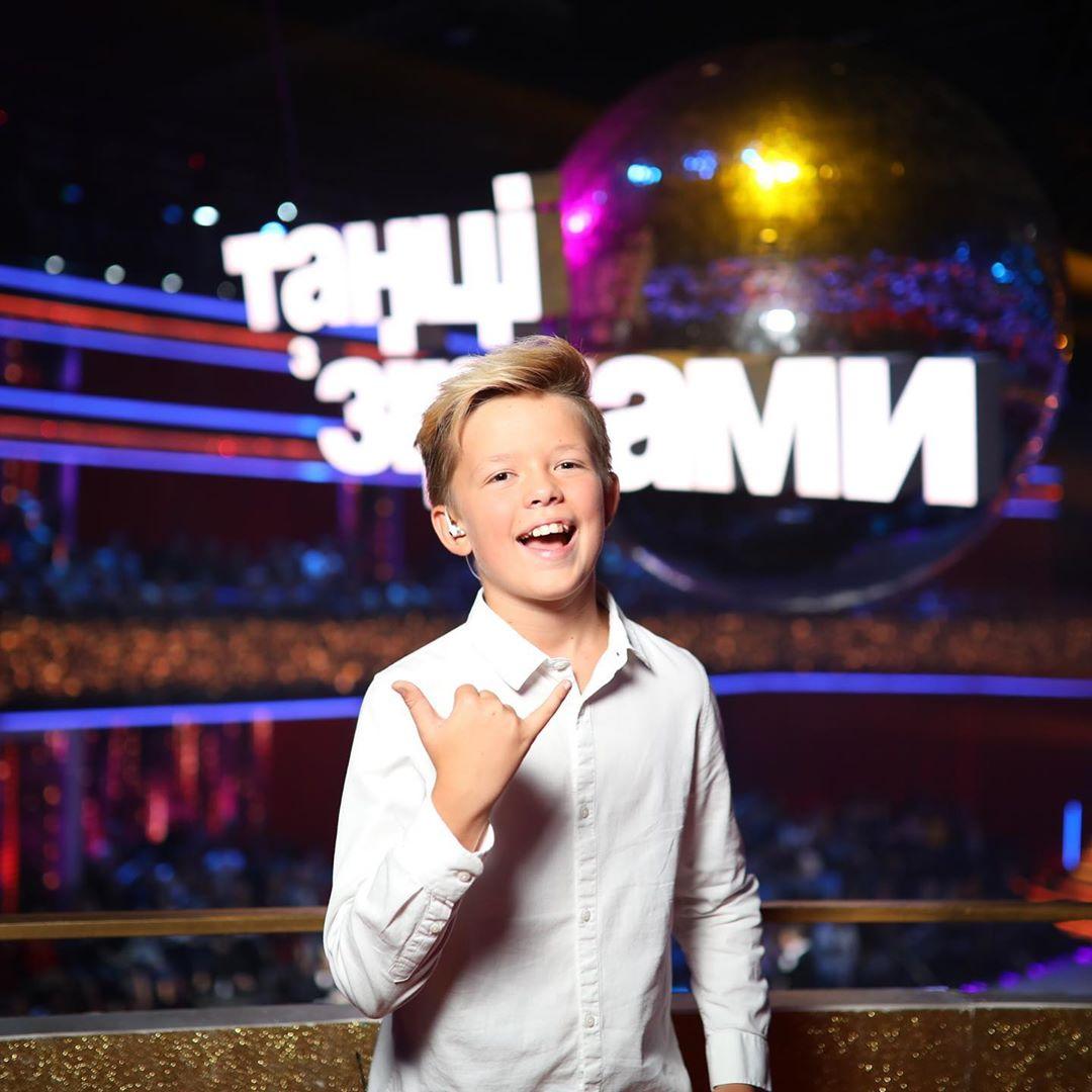 Андрею Потапенко исполнилось 12 лет