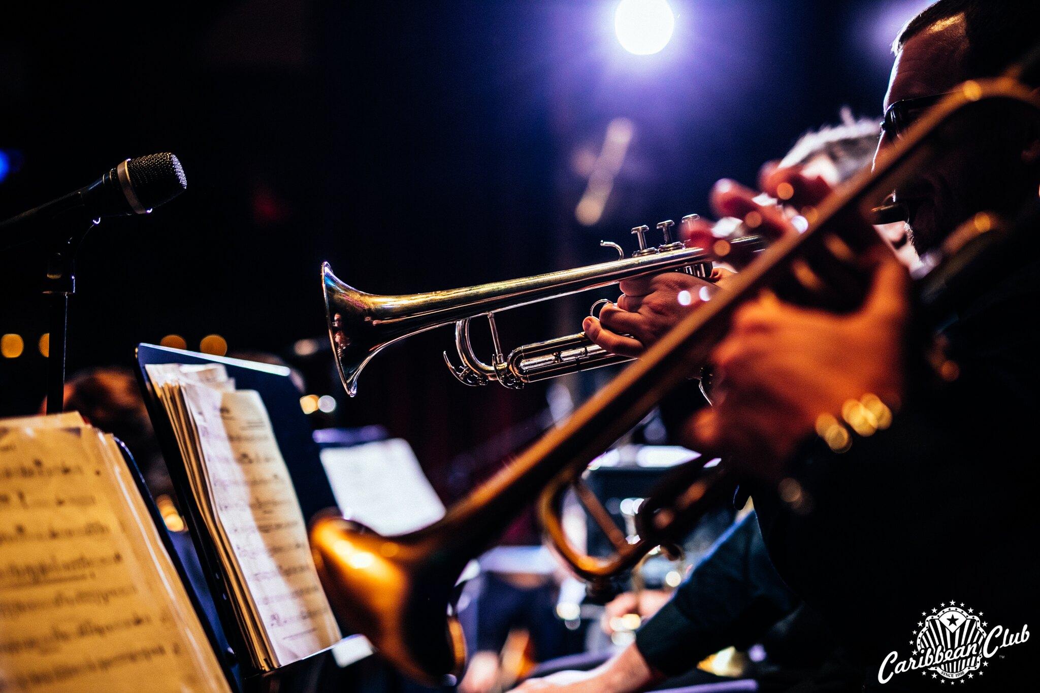 Caribbean Club Concert Hall приглашает на лучшие джазовые концерты мая