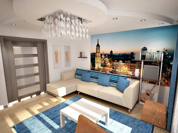 Перепланировка двухкомнатной квартиры: фото, идеи