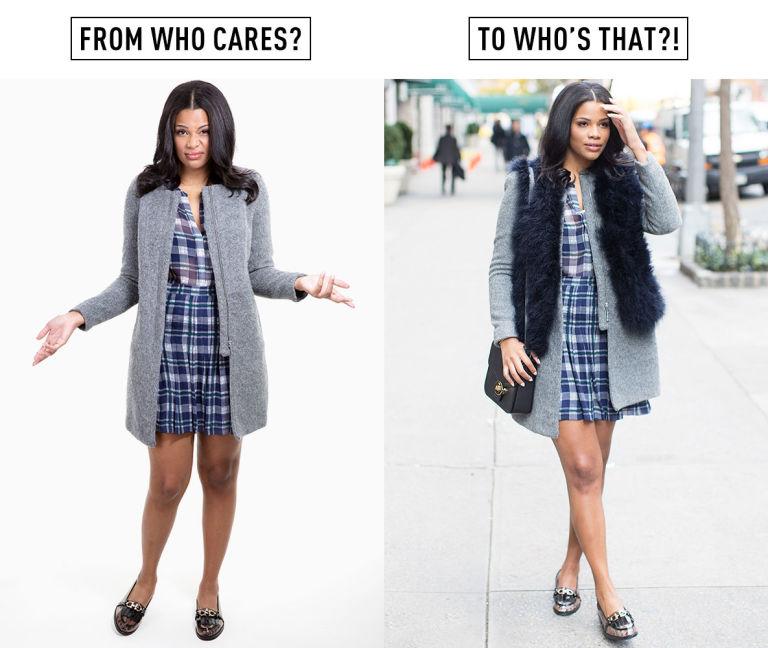 244b7529 Как выглядеть стройнее в одежде: Стильные примеры - Тренды моды ...