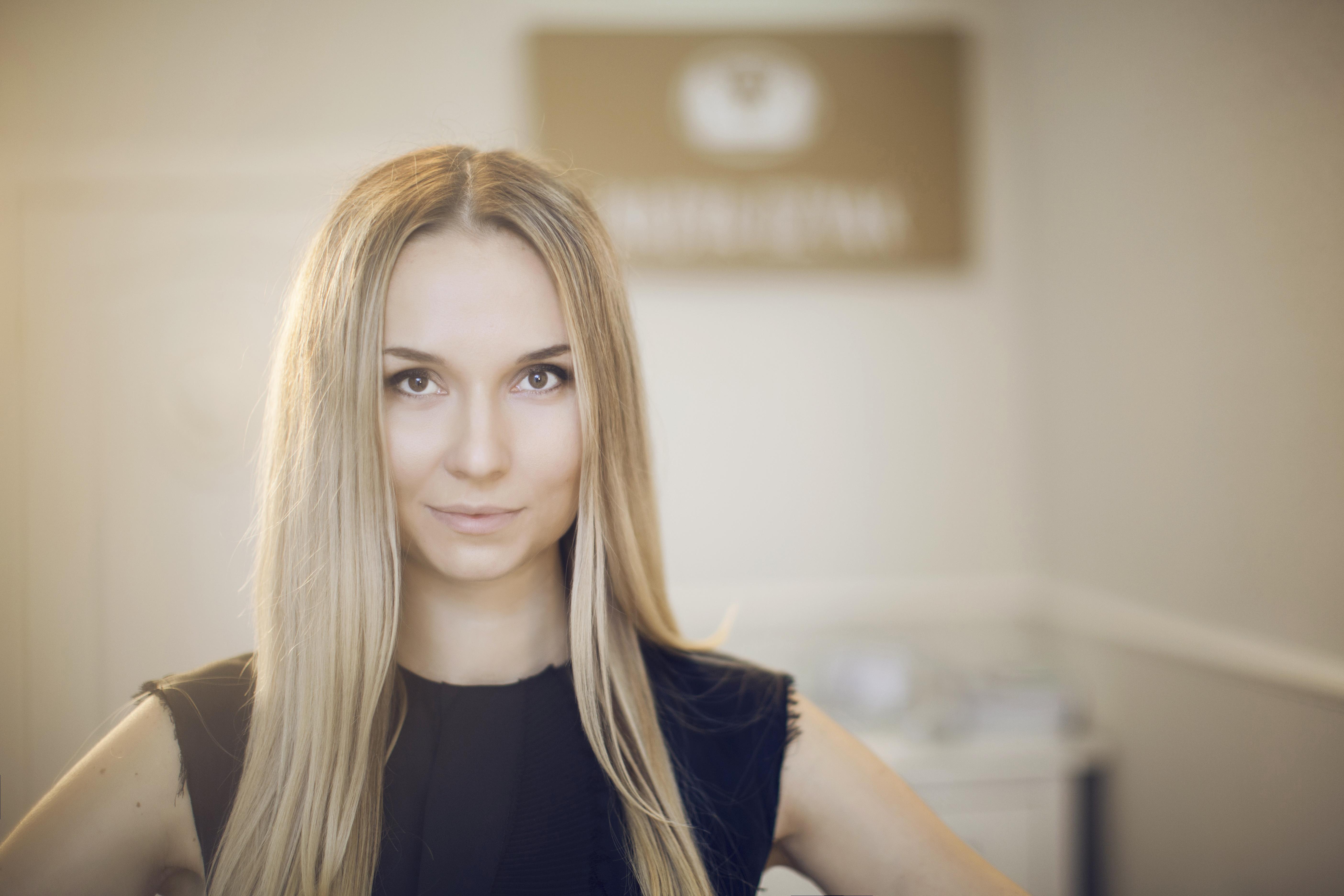 Дизайнер Надя Дзяк уверена, что сложная ситуация в Украине сподвигала людей ценить украинских производителей