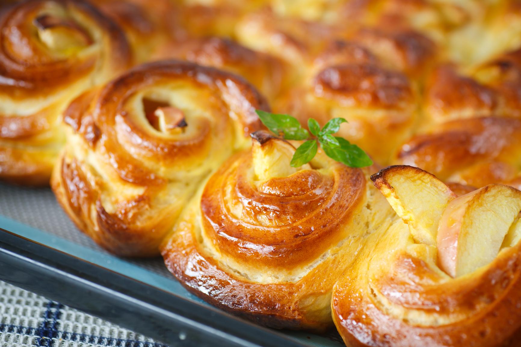 читать кулинарные рецепты с фотографиями про пироги и булочки