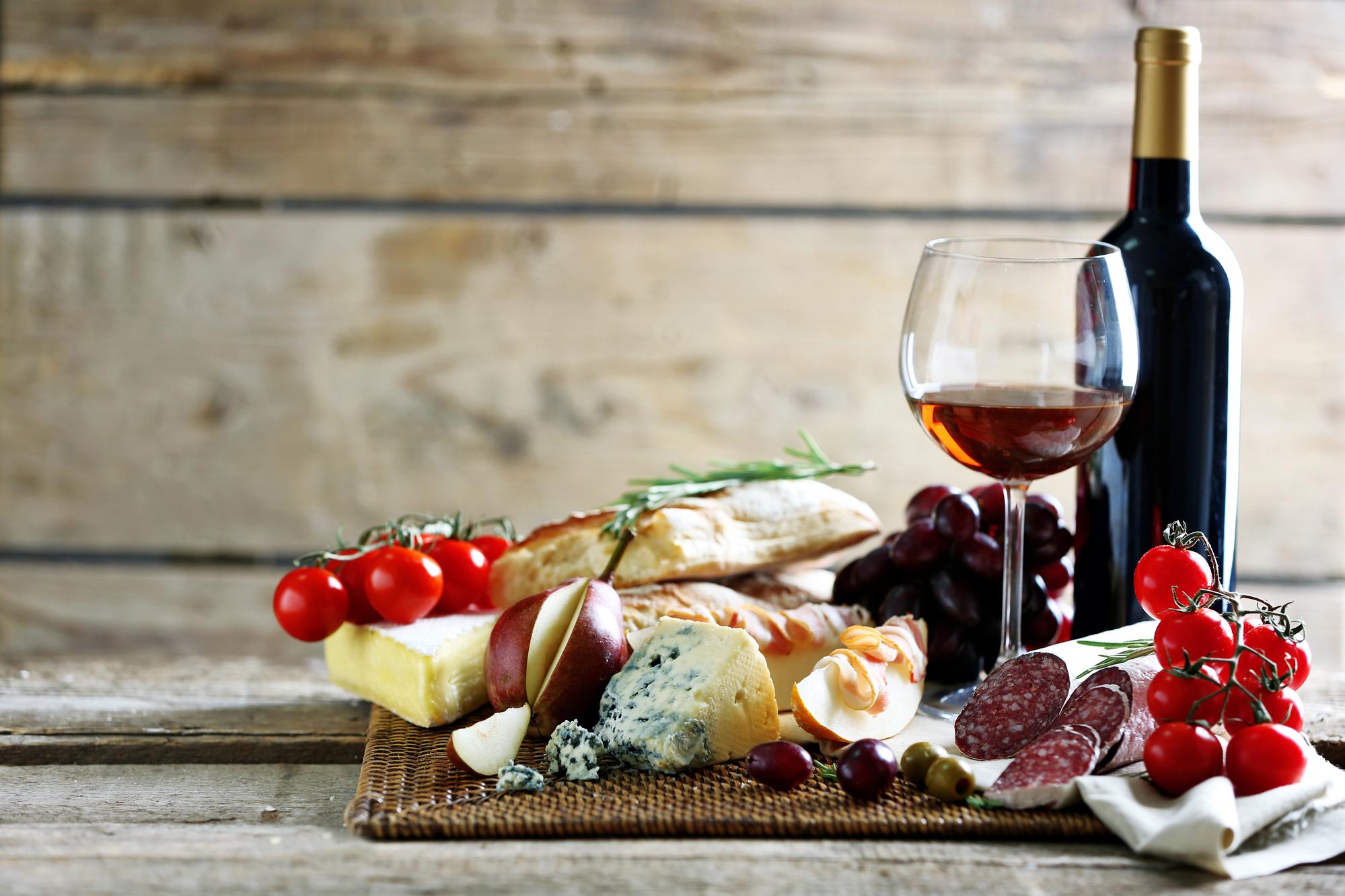 Какие продукты нельзя совмещать с алкоголем
