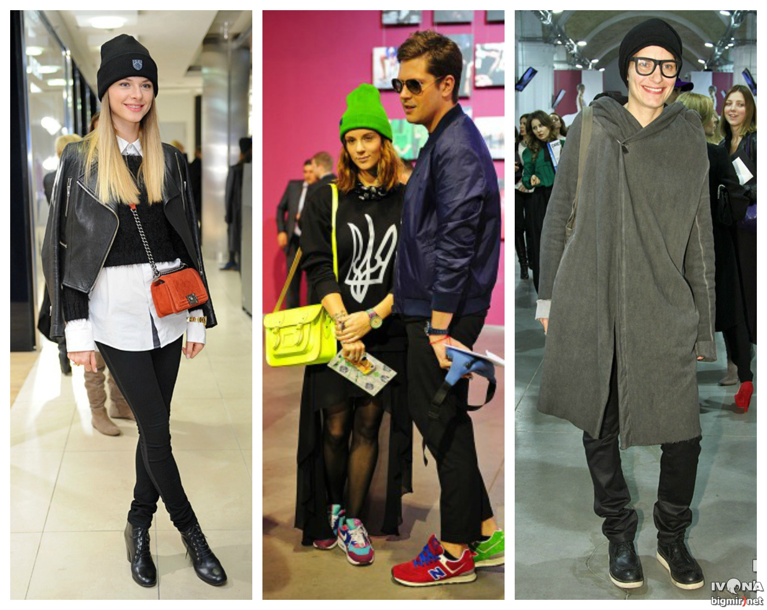 Дизайнер Елена Бурба советует обратить внимание на вязаные шапки