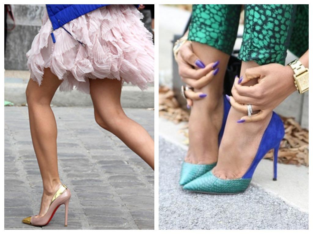Классические лодочки - must-have обувной гардероба любой женщины