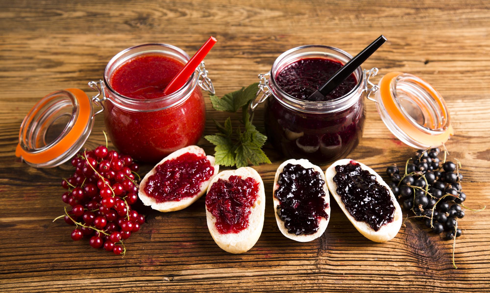 Варенье из малины и крыжовника: рецепт заготовки