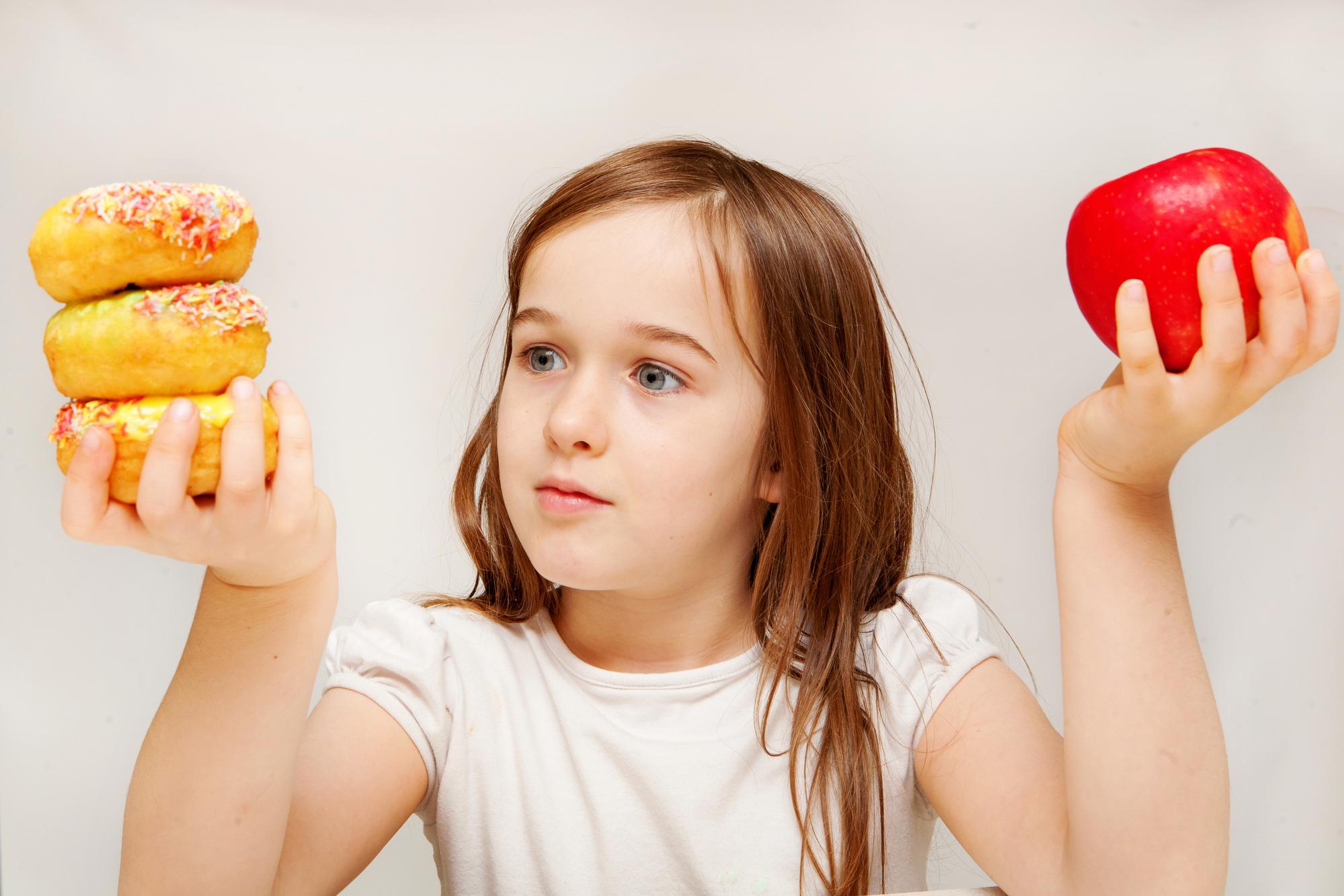 Детское ожирение: что следует знать