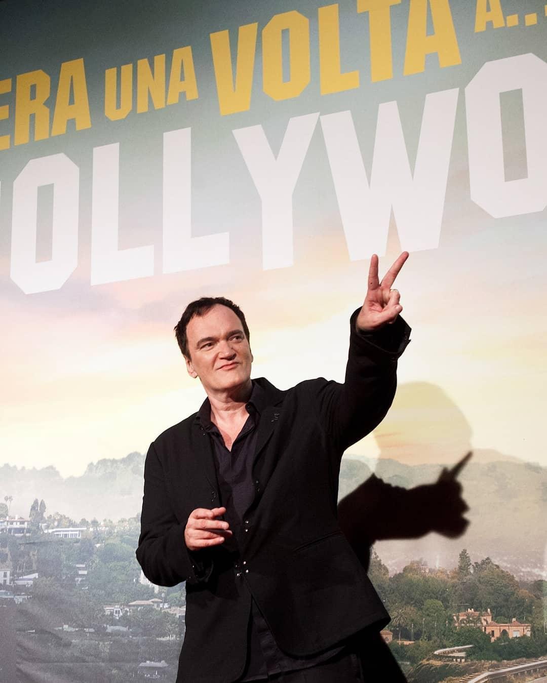 Квентин Тарантино назвал фильмы, которые считает лучшими в 2019-м