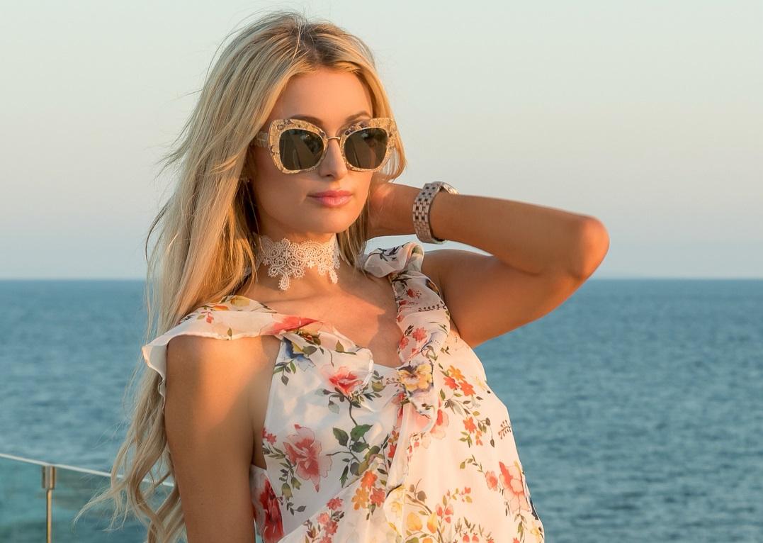 Перис Хилтон проведет в Украине конкурс красоты мирового масштаба