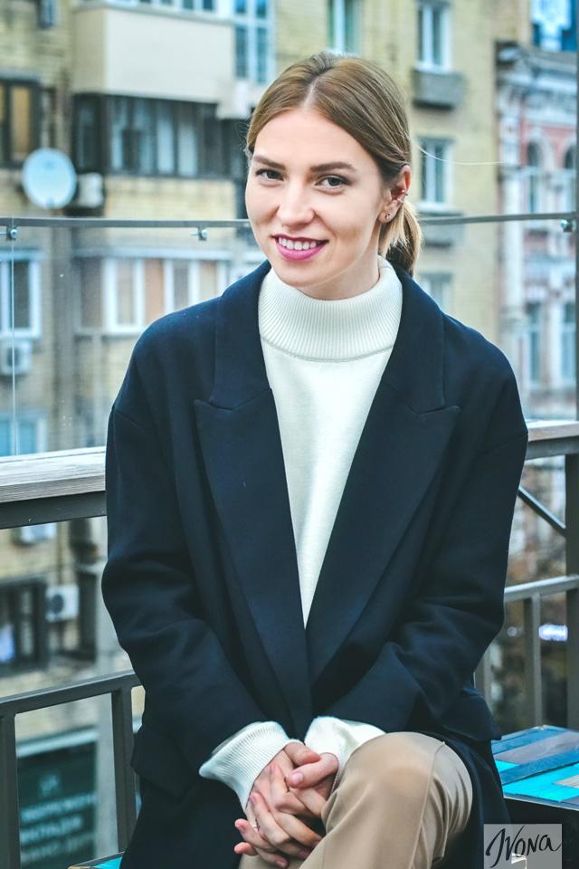 Модный блогер Валерия Сытник