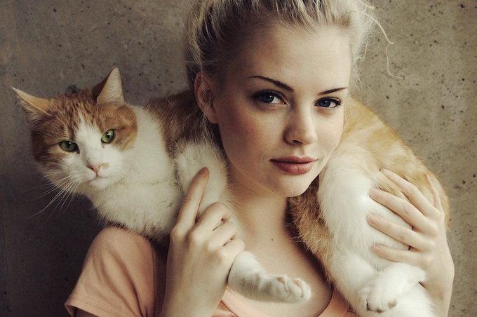 Медики не рекомендуют беременным иметь в доме кошек