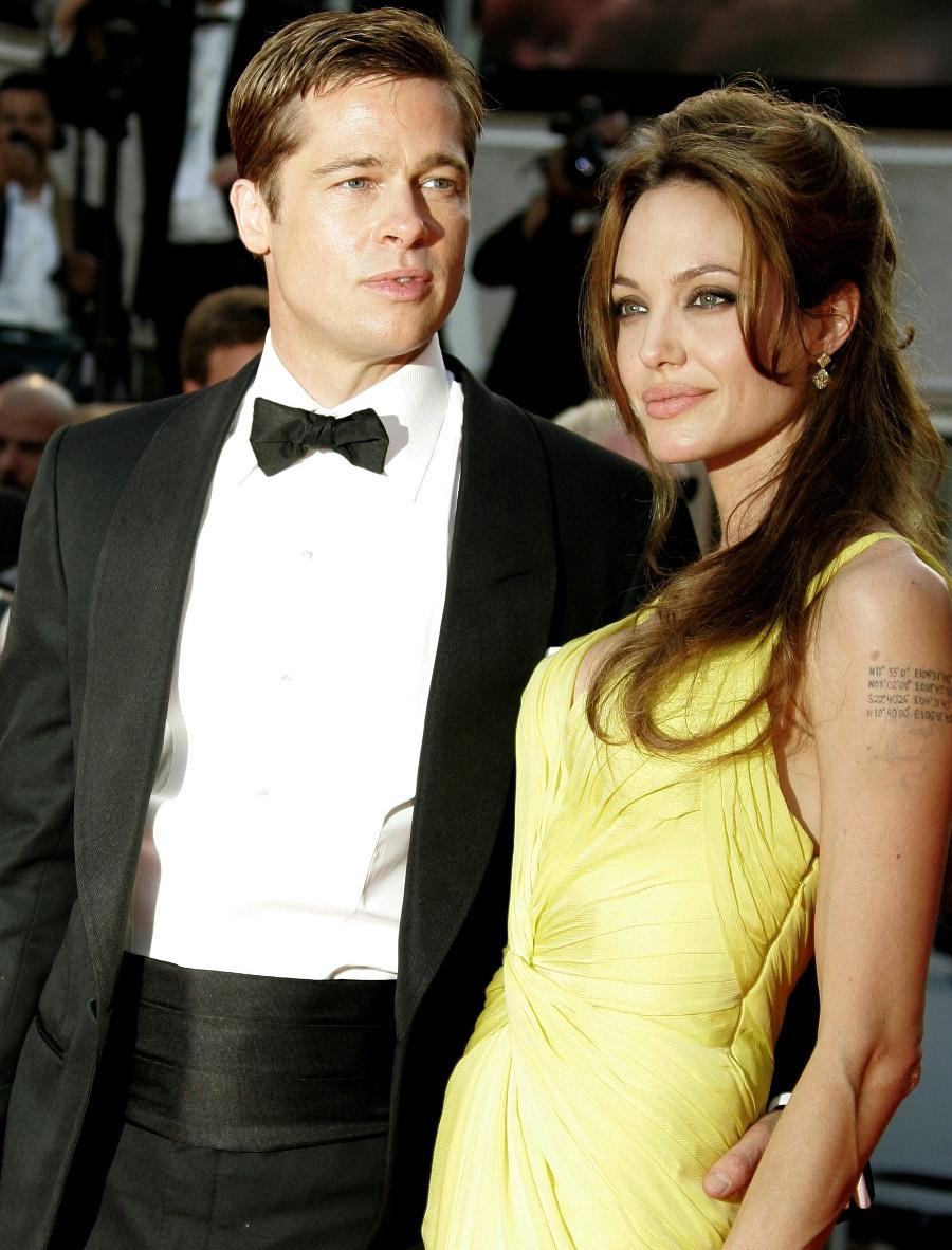 Анджелина Джоли и Брэд Питт поженились: Фото анджелина джоли и брэд питт