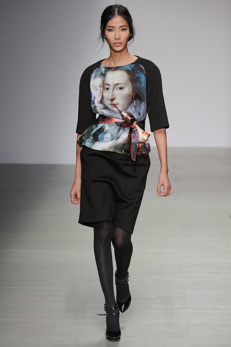 Дизайнер Жан-Пьер Браганза видит женщину сильной и мужественной