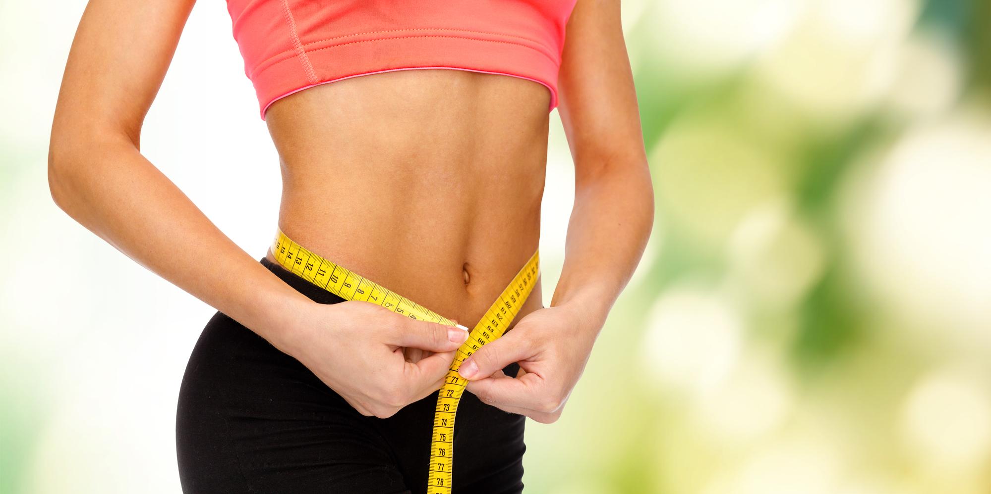 Почему не получается похудеть в талии